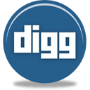 digg social bookmarking site