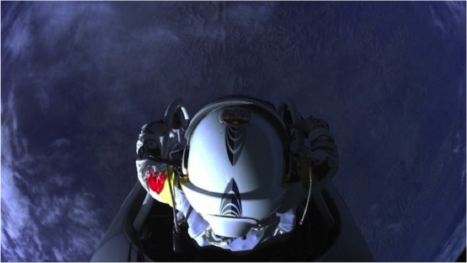 redbull stratos viral campaign